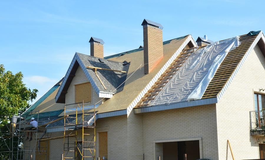 Roofing replacement Arlington TX